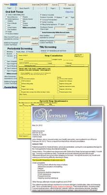DentalWriter documentation